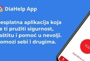 diahelp aplikacija - dijabetes - 2021.