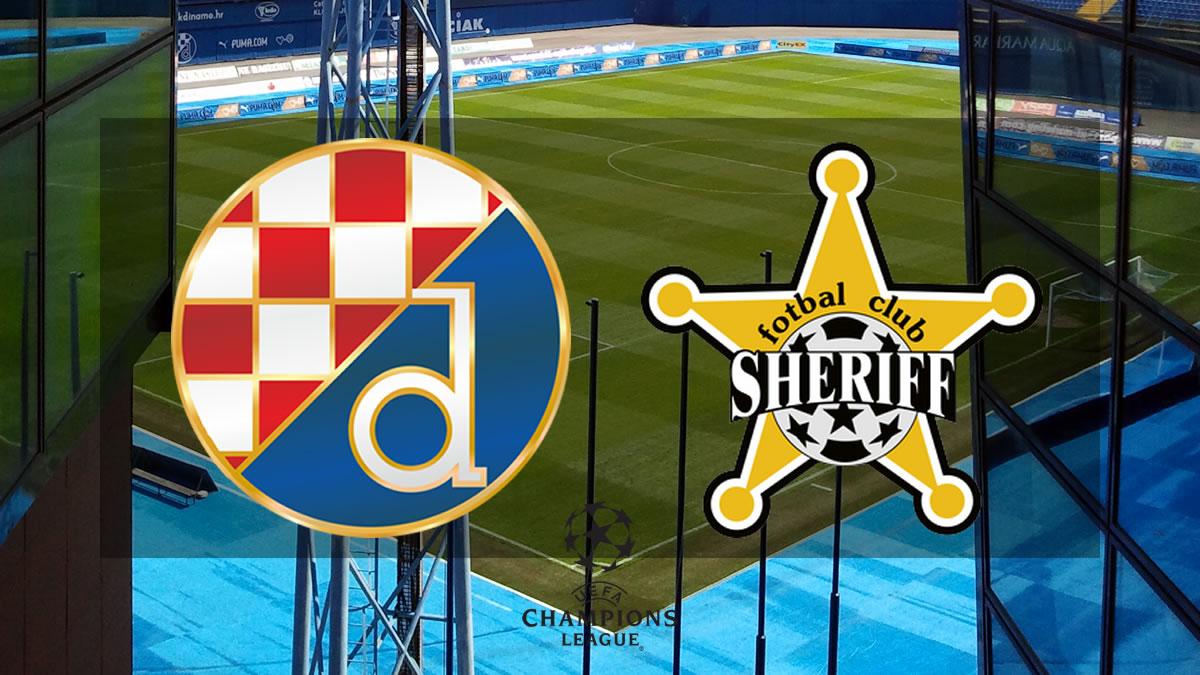 dinamo - sheriff / uefa champions league / 2021.-2022.