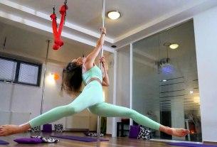 latina fitness studio / tina drašner / 2021.