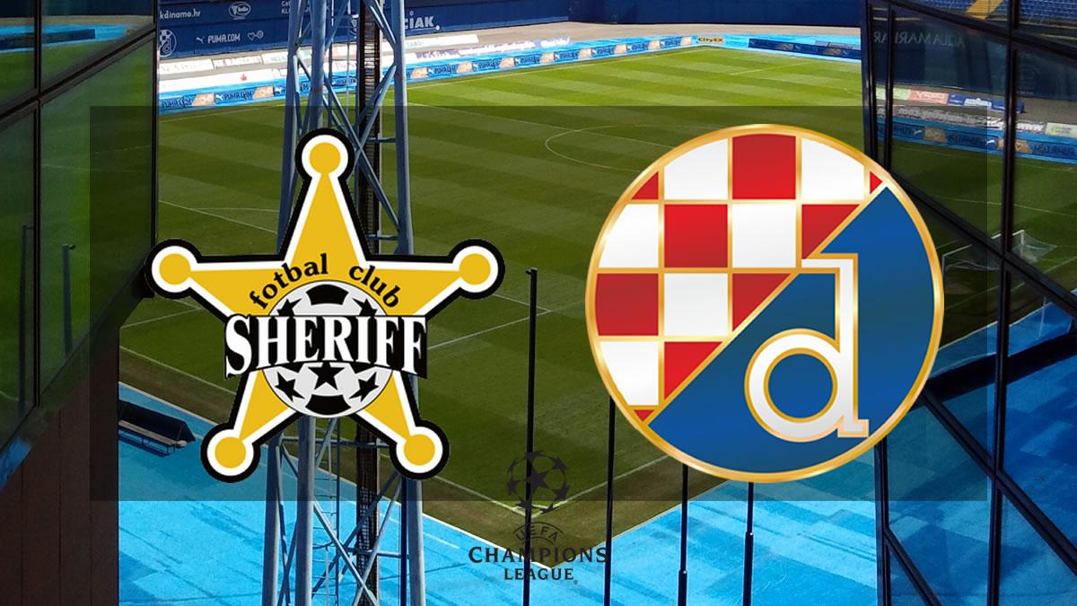 sheriff - dinamo / uefa champions league / 2021.-2022.