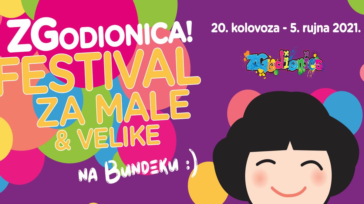dječji festival zgodionica - bundek zagreb - 2021.