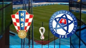 hrvatska - slovačka / katar 2022