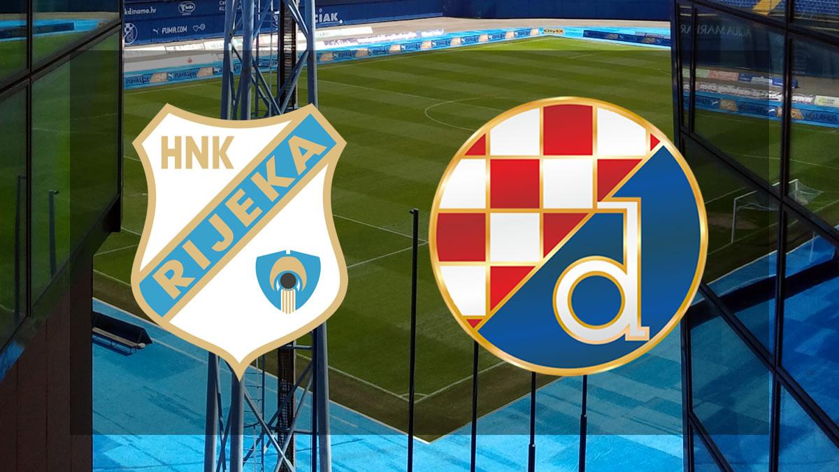 rijeka - dinamo / ht prva liga / 2021.-2022.