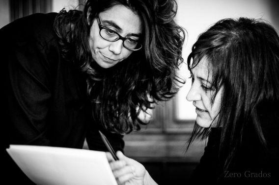 María Angulo y Maite Gobantes/Directora y subdirectora/Foto: Jacobo Yáshyn