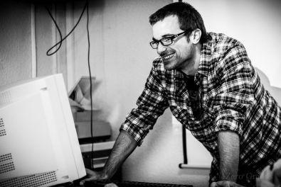 Sergi Bargo, webmaster de ZGrados