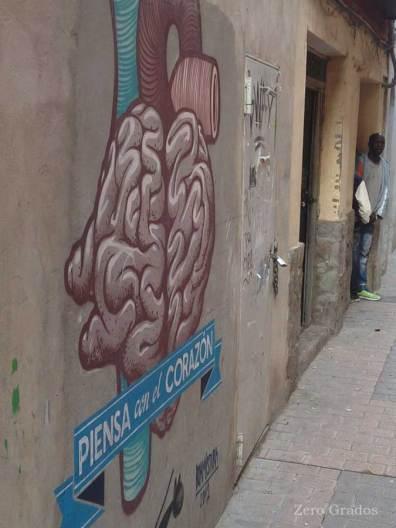 Boa Mistura. Calle San Pablo