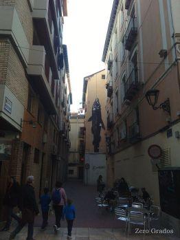 Roa. Calle Atares