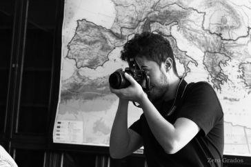 Antonio Pardo, redactor / Foto: Sandra Lario