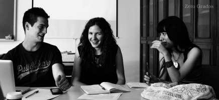 Laura Latorre, redactora / Foto: Sandra Lario
