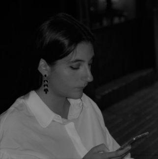 Irene Ibáñez/Secretaria y redactora