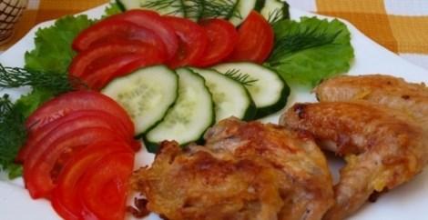 Куриные крылышки кляр сковорода. Маринад соус соевый, имбирь.