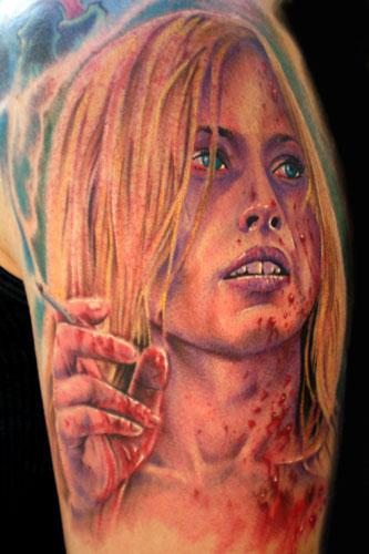Celebrity tattoos, Movie tattoos