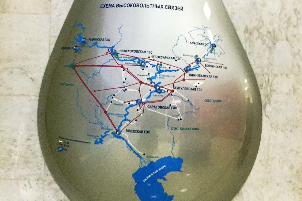 """Экскурсия """"Энергия движущейся воды"""" из каталога """"Живые уроки Чувашии"""""""