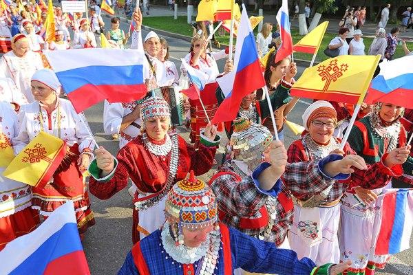 """Экскурсия """"Что такое Родина? Что мы знаем о народах России?"""" из каталога """"Живые уроки Чувашии"""""""