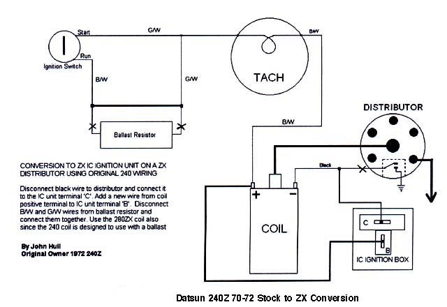 1972 datsun 240z wiring diagram 1972 image wiring pertronix ignitor wiring diagram wiring diagrams on 1972 datsun 240z wiring diagram