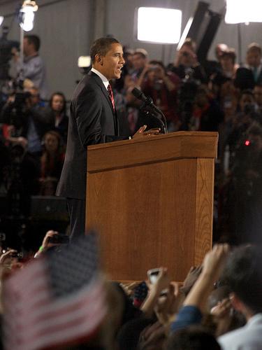 Obama Victory Speech