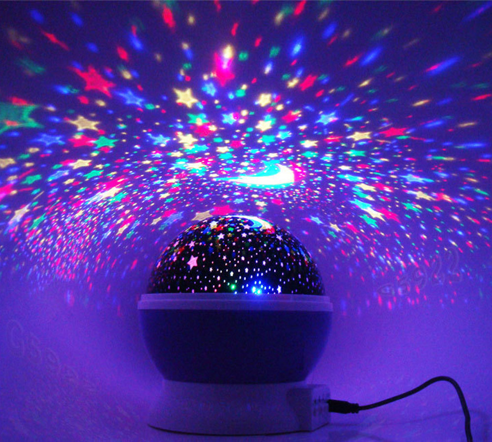 Blue Led Night Light
