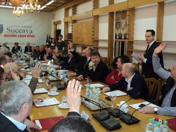 sedinta CJ Suceava extraordinara 11.01.16