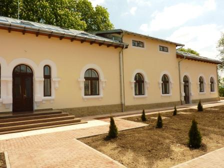 """Proiectul """"Parcul Melchisedec Ștefănescu"""", la cheie"""