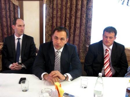 Sprijin pentru oamenii de afaceri romaşcani