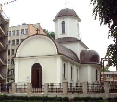 """Preot nou la Biserica """"Sfîntul Vasile cel Mare"""" din Roman"""
