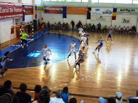 HCM Roman va juca la Baia Mare în prima etapă