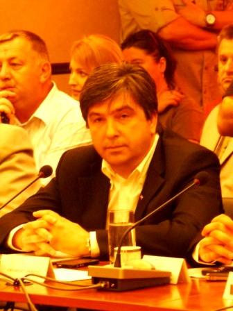 Coaliție pentru debarcarea vicepreședintelui CJ