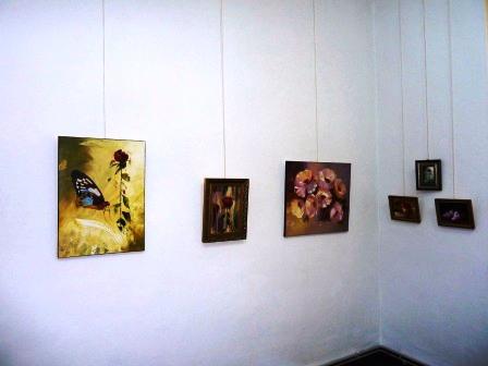 Expoziție temporară la Muzeul de Artă din Roman