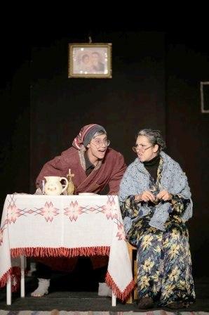 De la actor amator la student la Teatru