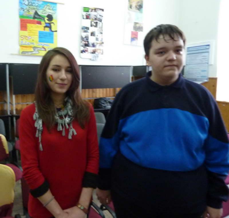 Mădălina Robu și Alexandru Silistru