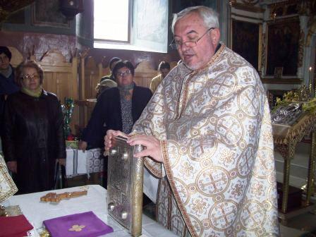 Rânduiala mersului cu Icoana și Botezul Domnului, schimbată după tradiție