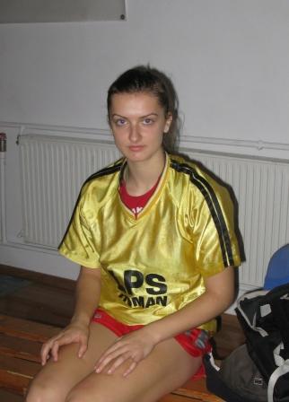 Loredana Vartic, învingătoare în Franța cu naționala României
