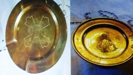 """Comoara din Biserica """"Sfântul Gheorghe"""" din Roman"""