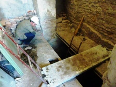 Tezaurul de sub Casa Ioachim a fost scos la lumină