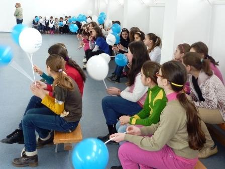 Ziua Poliției, sărbătorită printre copii