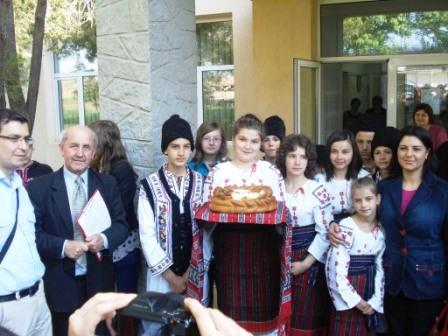 Delegație din trei țări, în vizită în zona Roman