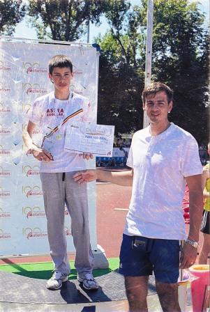 Antal, Vrabie și Mărieș, învingători în etapa a doua a naționalelor