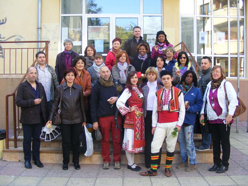 Elevi romaşcani desenează harta schimbărilor climaterice din Europa