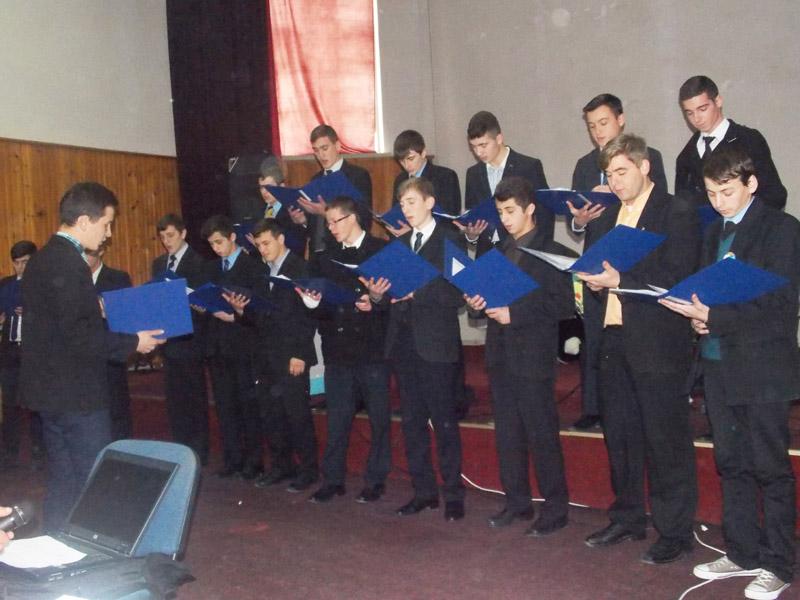 Eminescu a fost sărbătorit în şcolile din oraş
