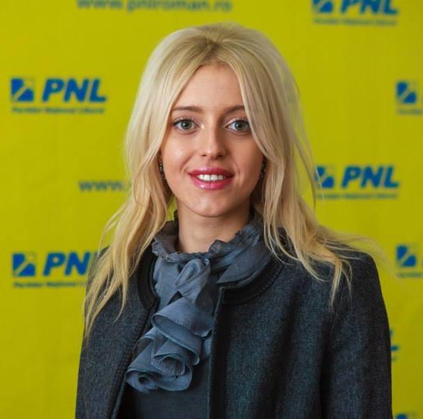 Diana Nicolae, cea mai votată candidată PNL pentru Bruxelles