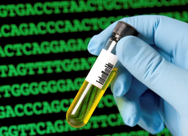 ADN-ul infractorilor periculoși este stocat într-o bancă de date