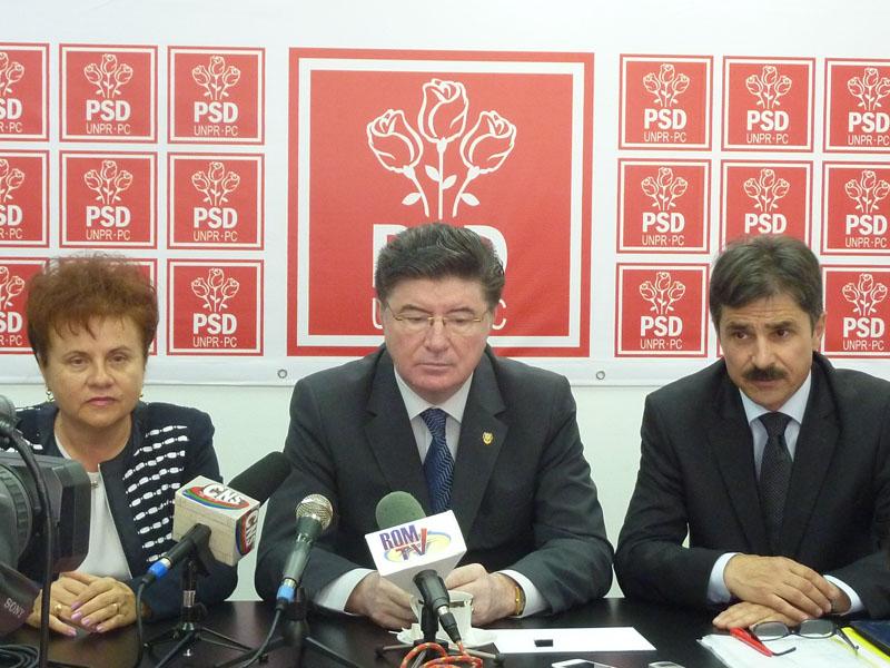 """Liderii PSD Roman se adresează alegătorilor: """"Părerea ta contează!"""""""
