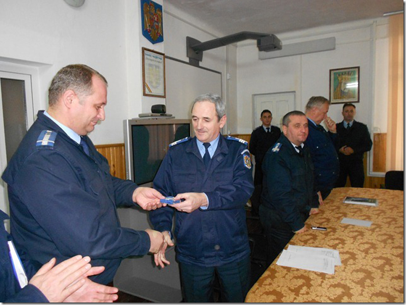 Jandarmi devotați profesiei