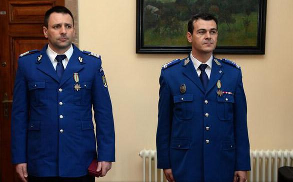 Jandarm nemțean, decorat de Polonia după misiunea în Afganistan