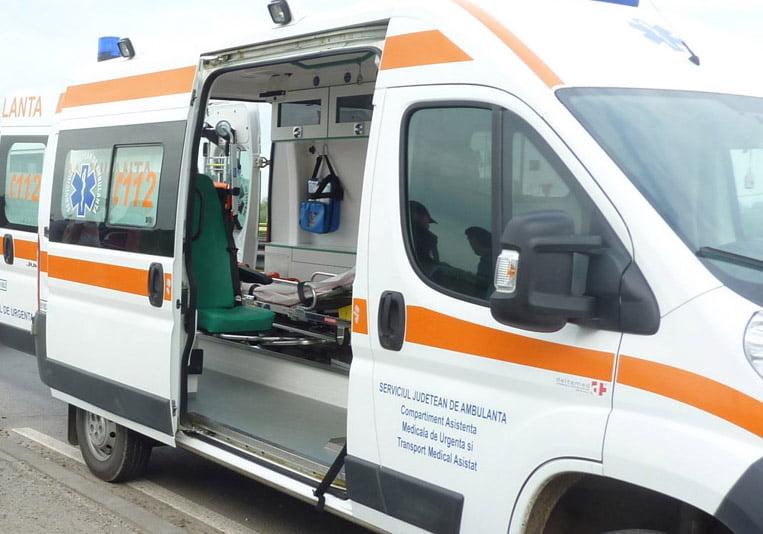 Un căruțaș băut a provocat un accident la Crăiești