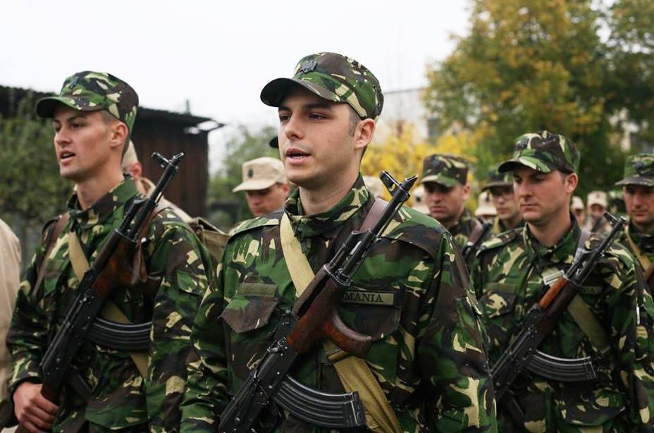 MApN a scos la concurs 2.725 de posturi de soldat gradat profesionist
