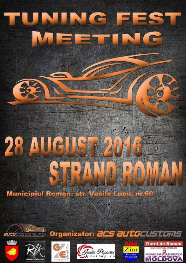 Afis Meeting Roman