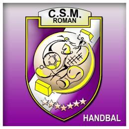 sigla CSM Roman handbal