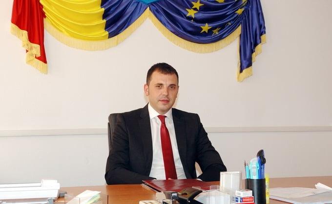 Vlad Ciurea, schimbat din funcția de subprefect