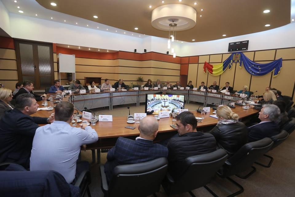 Încă un romașcan în Consiliul Județean